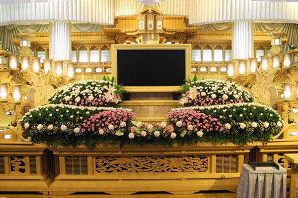 お供花・花祭壇